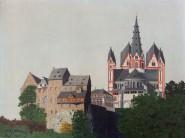 Ölbild Limburg an der Lahn